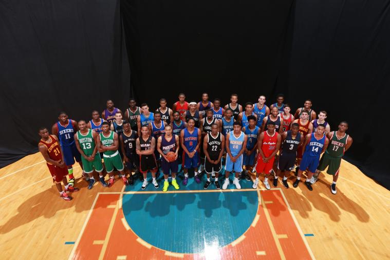NBA Rookies Reveal Which Player They Would Most Like to Dunk On