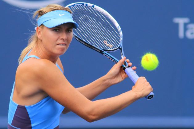 What Maria Sharapova's Loss to Caroline Wozniacki Means for Remainder of 2014