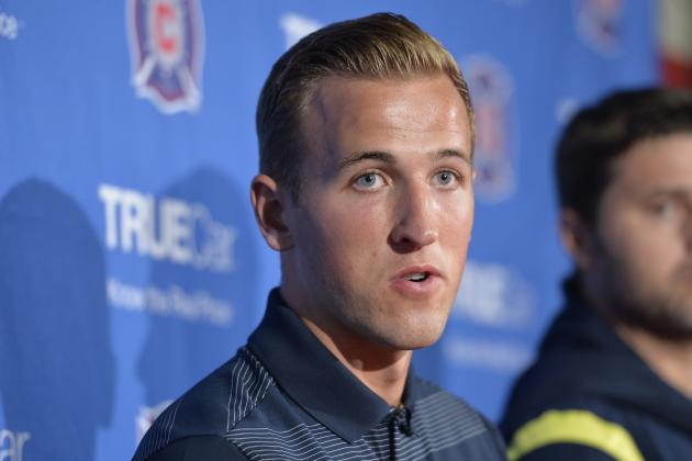 England U21 Striker Harry Kane Has Signed a New Contract with Tottenham