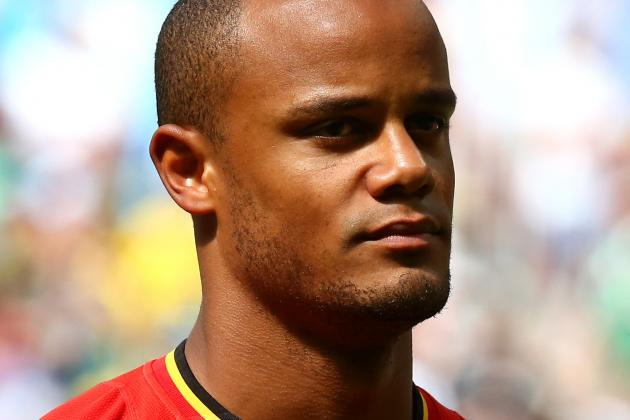 Vincent Kompany Says the Future Is Bright for England