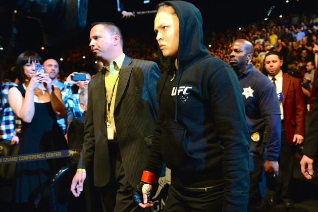 Data Bomb: Who Is the UFC's Biggest Pay-Per-View Star?