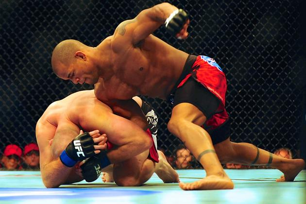 Hector Lombard Undeserving of Fight with Rory MacDonald but May Get It Anyway