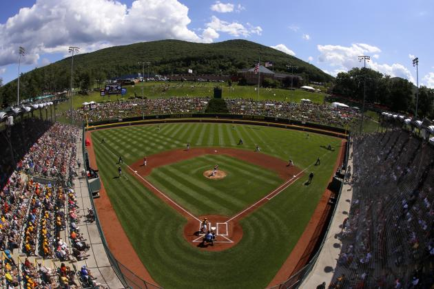 Little League World Series 2014: Day 2 Schedule and Bracket After Day 1 Results