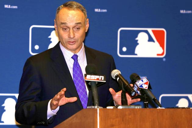 Rob Manfred Named Bud Selig's Successor as MLB Commissioner