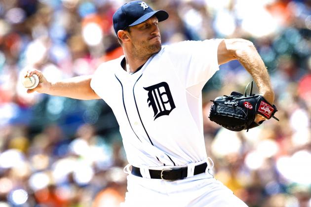 Max Scherzer's 14-K Outing Shows How Irreplaceable He Is to Tigers