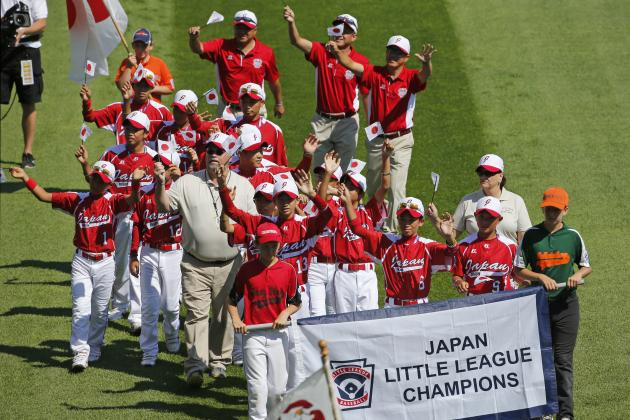 Little League World Series 2014: Day 2 Schedule, TV Info and Bracket Predictions