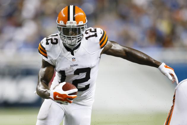 Josh Gordon Worth Late-Round Flyer in 2014 Fantasy Football Leagues