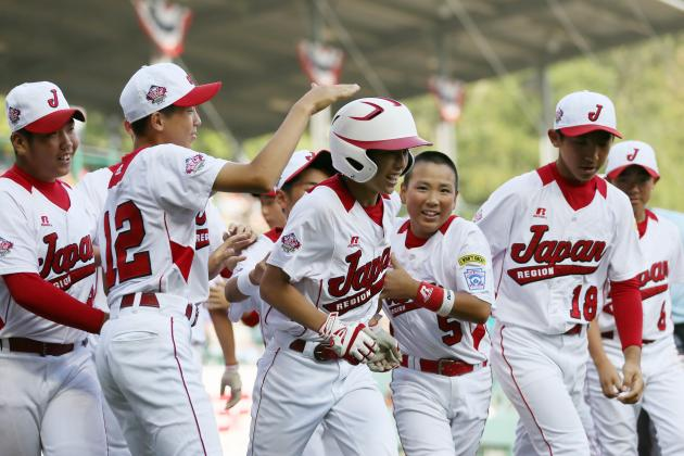 LLWS 2014: Day 2 Schedule and Breakdown from Williamsport