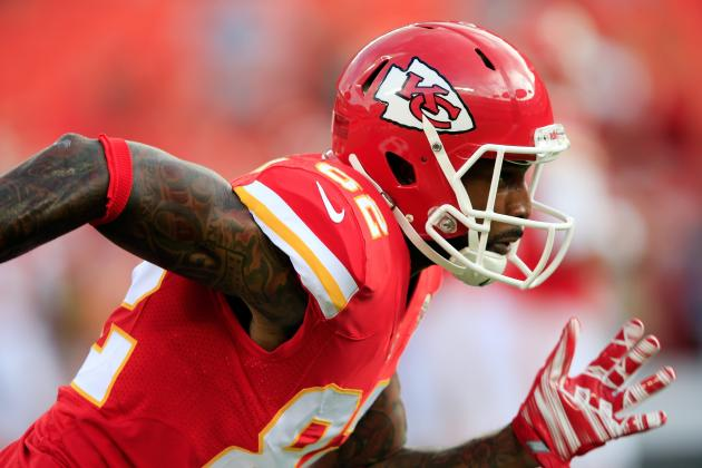 Dwayne Bowe: Could Kansas City's No. 1 WR Be a Culprit in 2014?