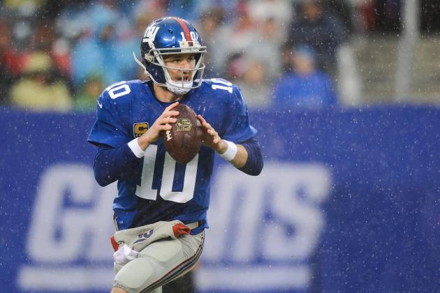 Eli Manning, Jason Pierre-Paul Control Giants' 2014 Season