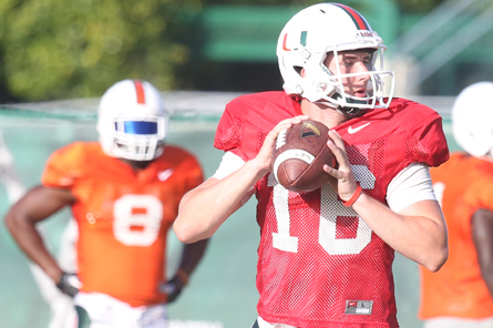 Miami Football: Week 2 Fall Practice Stock Report