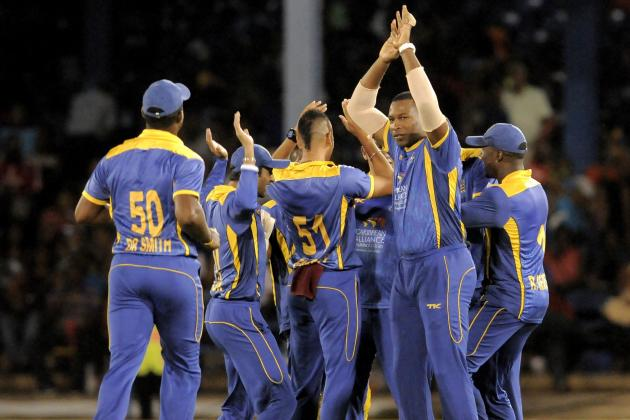 Barbados vs. Guyana, 2014 CPL Final: Date, Time, TV Info and Preview