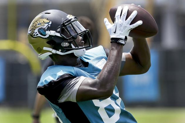 Undrafted Rookie WR Allen Hurns Becoming Playmaker for Jacksonville Jaguars