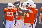 Rising Stars Emerging in CFB Fall Camps