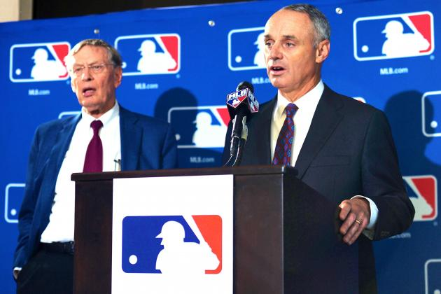 Line of Succession Goes to Manfred from Selig, and It's a Good Day for MLB