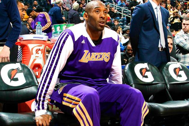 Reasonable Expectations for Kobe Bryant in 2014-15
