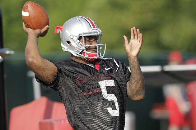 Braxton Miller's Health Most Vital Factor in Ohio State's 2014 Playoff Chances