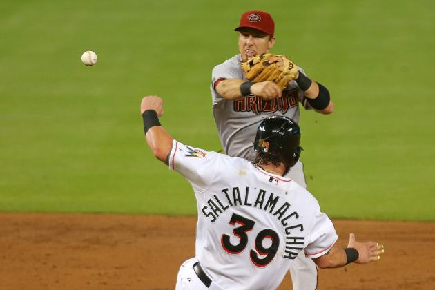 D-Backs Jump out Early, Lose to Marlins Late