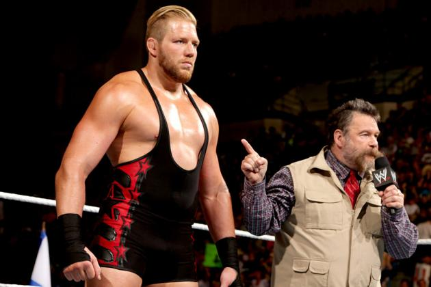 Jack Swagger's Latest Run Would Benefit from the United States Championship