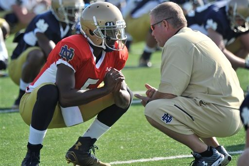 Notre Dame Football: Week 2 Fall Camp Stock Report