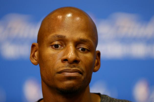 Ray Allen's Coral Gables Home Broken into by Group of 7 People