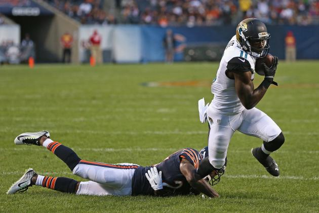 Early Struggles vs. Jaguars Show Bears Defense Still Has Work to Do