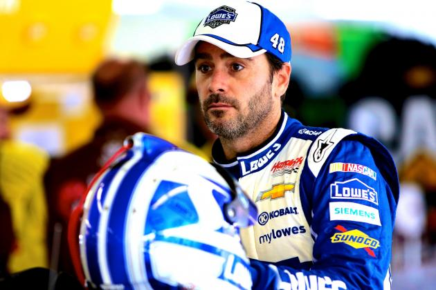 How Worried Should Jimmie Johnson Be About Subpar Summer Performances?
