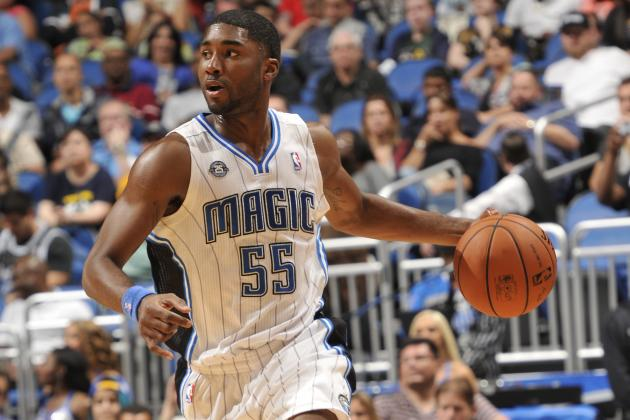Report: Ex-Magic Guard Moore to Sign with Bulls