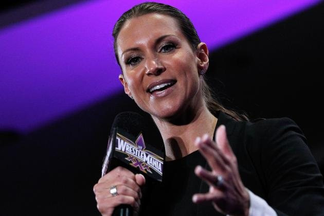 WWE Releases Stephanie Shirts to Mock Bryan