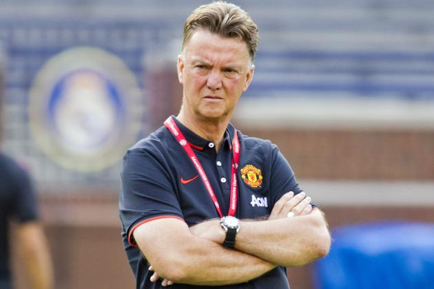 Louis Van Gaal Blamed for Luke Shaw Injury in Raymond Verheijen Blast