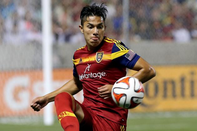 Real Salt Lake, Sporting KC Host Weekend's Marquee Matchups