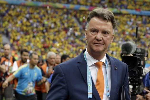 How Louis van Gaal's Legacy Will Affect New Netherlands Boss Guus Hiddink