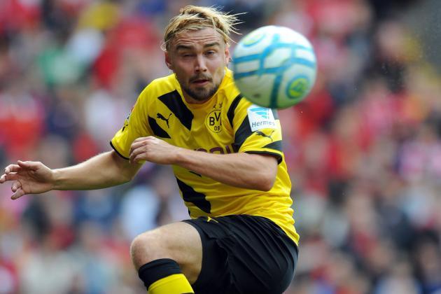 Dortmund's Schmelzer (Hamstring) out 2 Weeks
