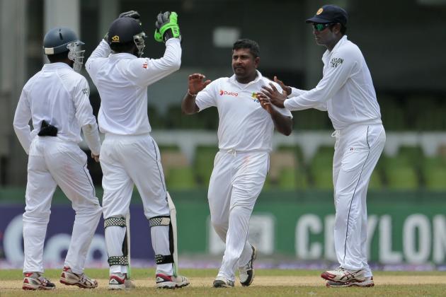 Sri Lanka vs. Pakistan, 2nd Test, Day 2: Highlights, Scorecard and Report
