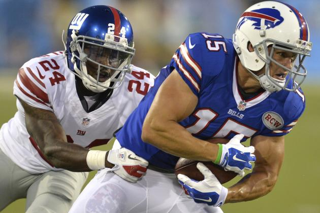 Now with NY Giants, Walter Thurmond Making a Name for Himself