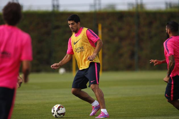 Luis Enrique's Key Tactical Decisions Before Luis Suarez Returns