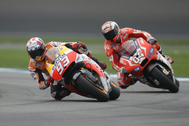 MotoGP Grand Prix of Czech Republic 2014: Race Schedule, Live Stream, Top Riders