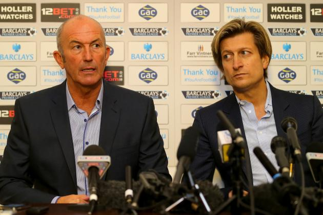 Crystal Palace Pay Price as Tony Pulis and Steve Parish Fail to Find Compromise