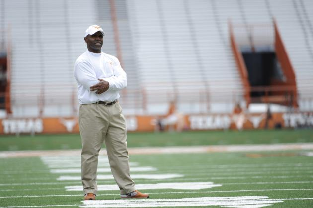 Texas Football: Week 2 Fall Camp Stock Report