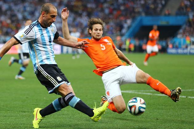 Manchester United Transfer News: Latest on Daley Blind, Angel Di Maria and More