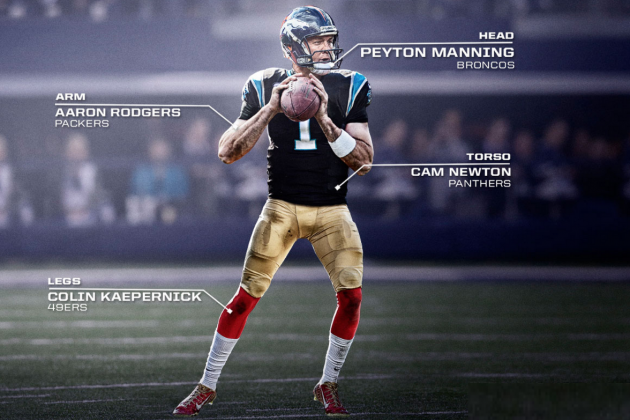 Building the Perfect NFL Quarterback