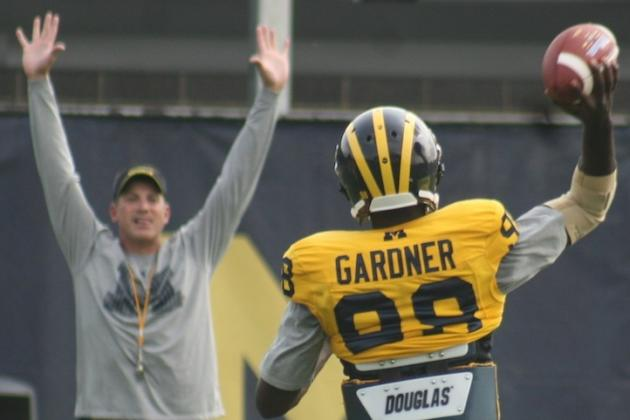 Michigan Football: Week 2 Fall Camp Stock Report
