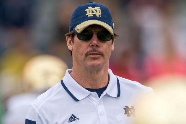 Notre Dame's Defensive Depth Coming into Focus
