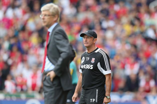Arsenal Must Not Allow Tony Pulis Departure to Become a Distraction
