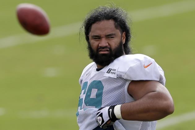 Dolphins Young Offensive Linemen Passing Test so Far