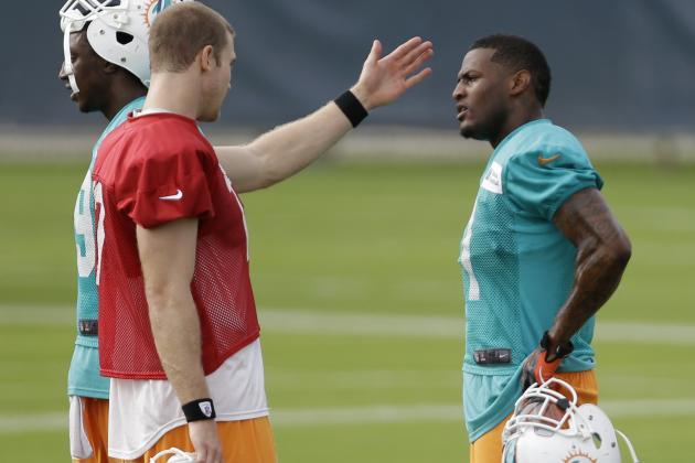 Ryan Tannehill-Mike Wallace Connection Making Strides