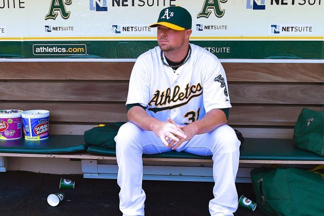 Jon Lester Says He Still Uses GPS Directions When Driving to Oakland's Coliseum