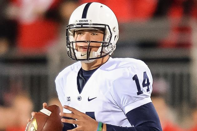 Hackenberg likely to run more this fall for Penn State