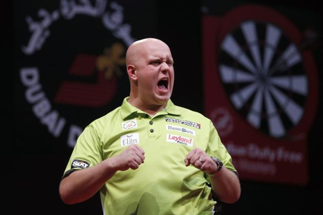Singapore Darts Masters 2014: Tracking Final World Series Results and Scores
