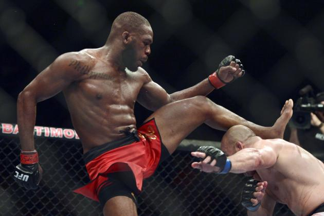 Jon Jones Undergoes Successful Knee Surgery